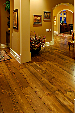 Calgary reclaimed hardwood flooring