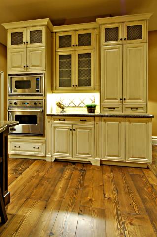 Calgary reclaimed hardwood flooring