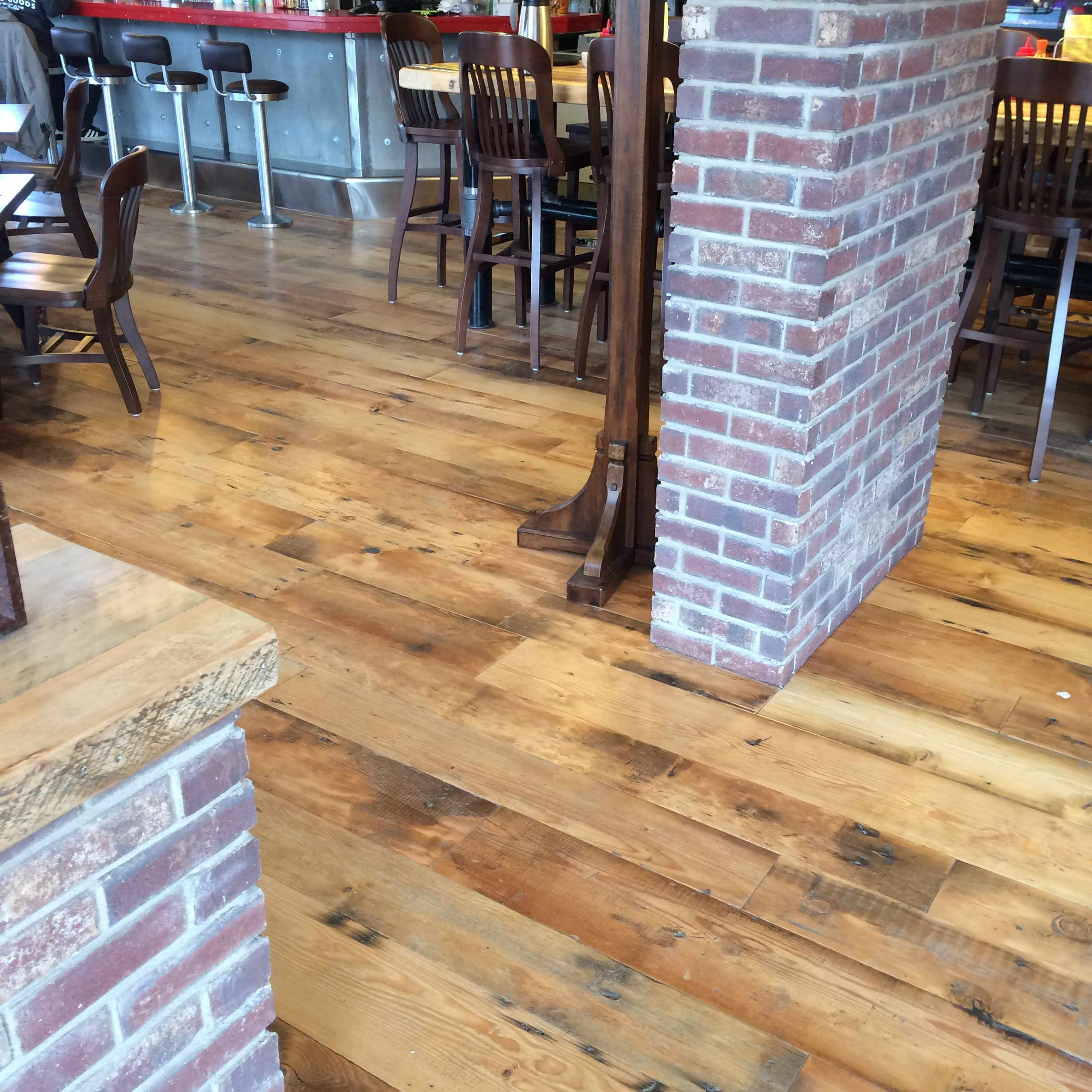 Portfolio Reclaimed Wood Floors